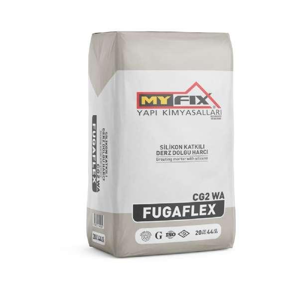 FUGAFLEX / SİLİKON KATKILI FLEX DERZ DOLGU 1-6 MM (20kg)