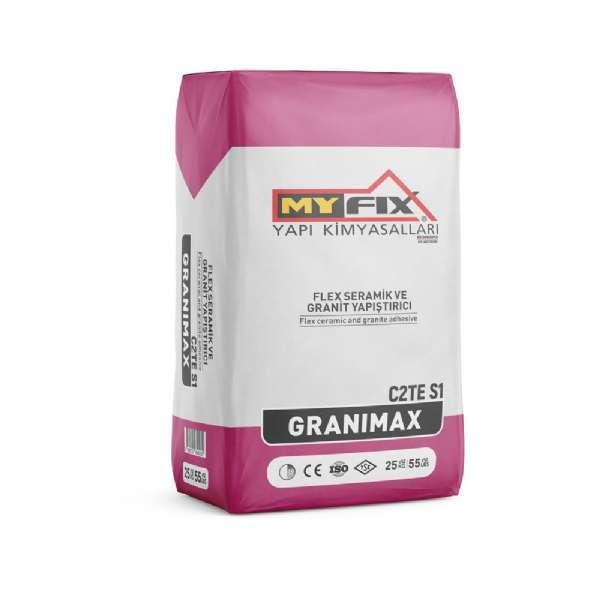 GRANIMAX / FLEX SERAMİK VE GRANİT YAPIŞTIRICI (C2TES1)