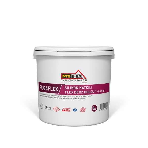 FUGAFLEX / SİLİKON KATKILI FLEX DERZ DOLGU 1-6 MM (5kg)